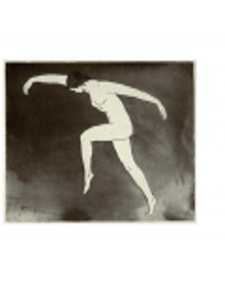 Yvonne Ripa de Roveredo : Bailarina