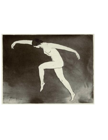 Yvonne Ripa de Roveredo : danseuse