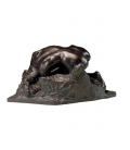 The Danaïde - Auguste Rodin