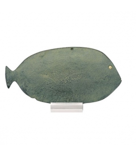 Fish-shaped blush paddle