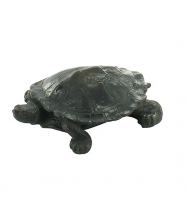 Turtle by Antoine-Louis Barye