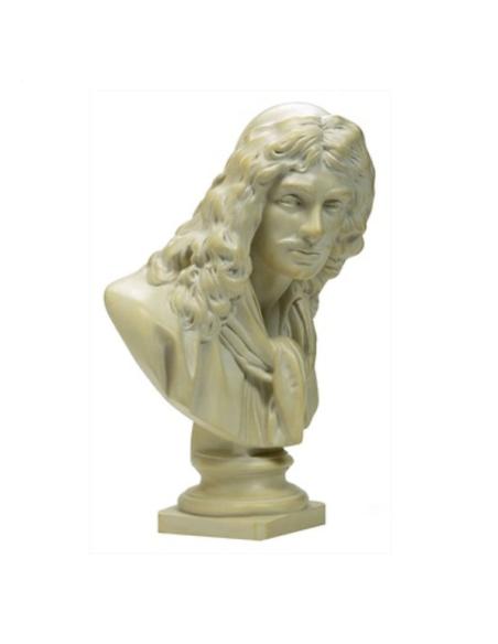 Buste de Molière