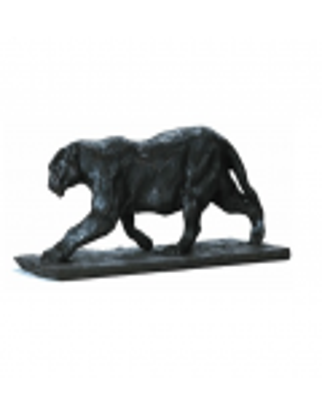 Walking panther by Rembrandt Bugatti