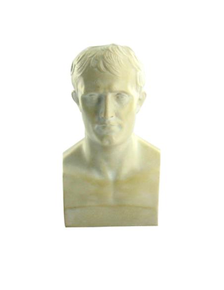 Busto de Napoleón Bonaparte por Denis Chaudet