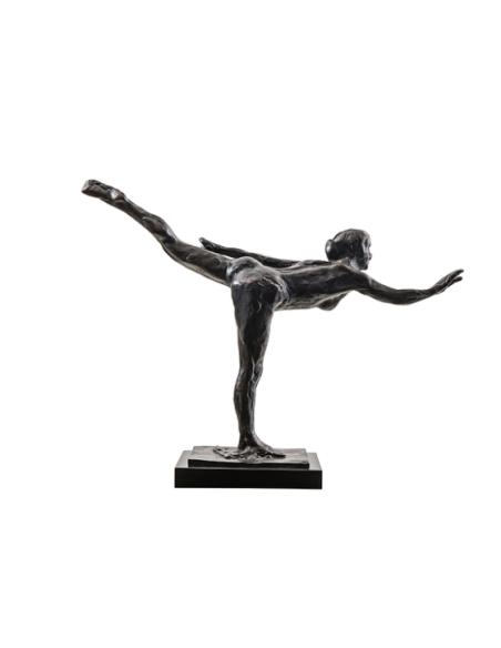 Pequeño arabesco por Edgard Degas