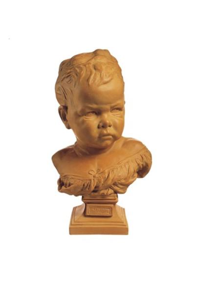 Little sulk by Jean-Baptiste Carpeaux