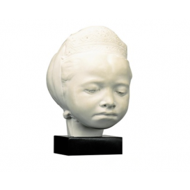 La pequeña bretona o La tímida por René Quillivic