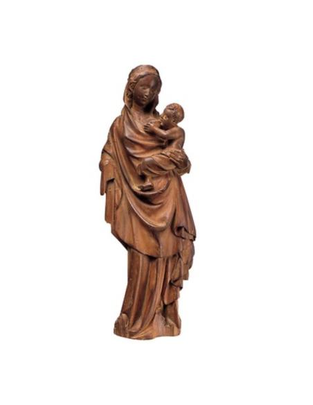 Virgen y el Niño de Cluny