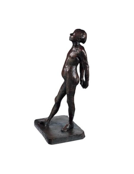 Bailarina desnuda por Edgar Degas
