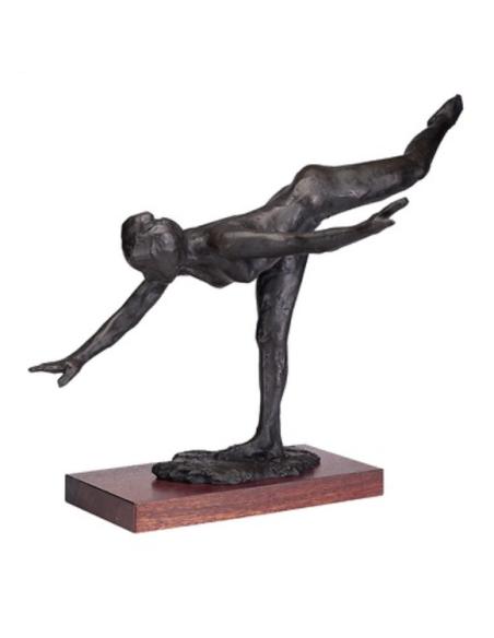 Large arabesque by Edgar Degas
