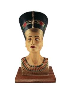 Buste Néfertiti de Berlin