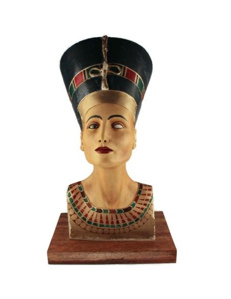 Busto de Nefertiti de Berlin
