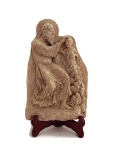 Saint Antoine et l'enfant Jésus