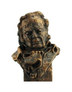 Busto Francisco de Goya