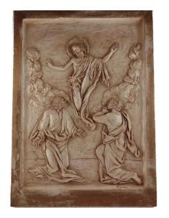 Bajorrelieve resurrección de Jesucristo
