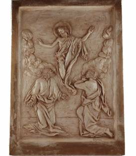 Bas-relief résurrection de Jésus Christ