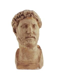 Busto Emperador Adriano