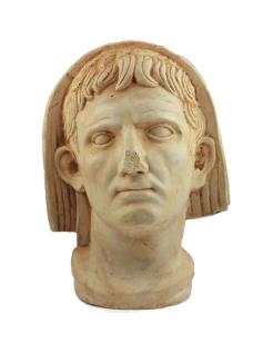 Emperor Augustus bust
