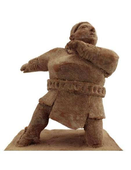 Joueur de pelote Inca