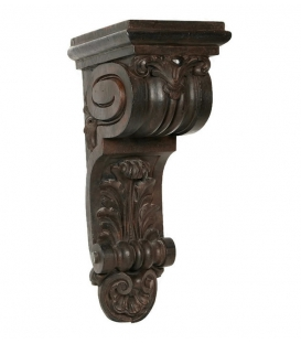 Console with Acanthus Leaves