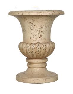 Travertin Vase