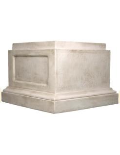 Vase Prado style pedestal