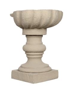 Fontaine en forme de conche