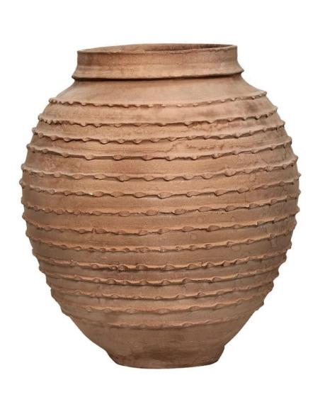 Cache-pot décoratif moyen pour jardin