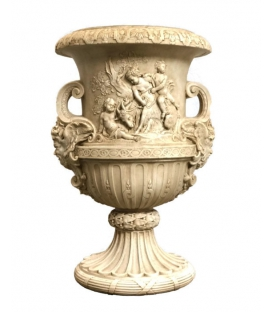 Prado vase without lid