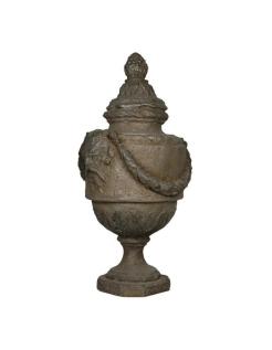 Vase Empire avec couvercle
