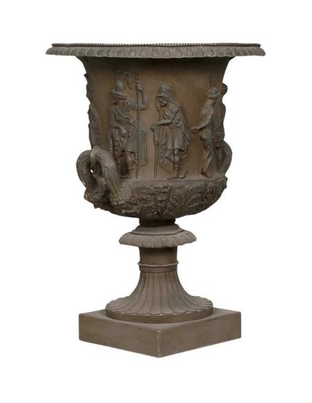 Vase néoclassique avec anses