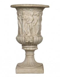 Bacchanal Vase