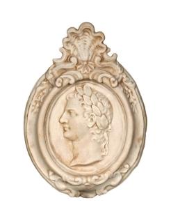 Camafeo de emperador romano