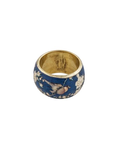 """""""Bullfinch"""" Ring"""