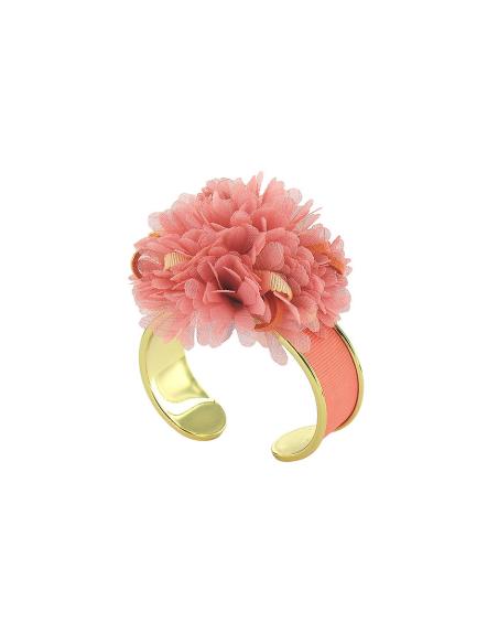"""Bracelet """"Pink flower"""""""