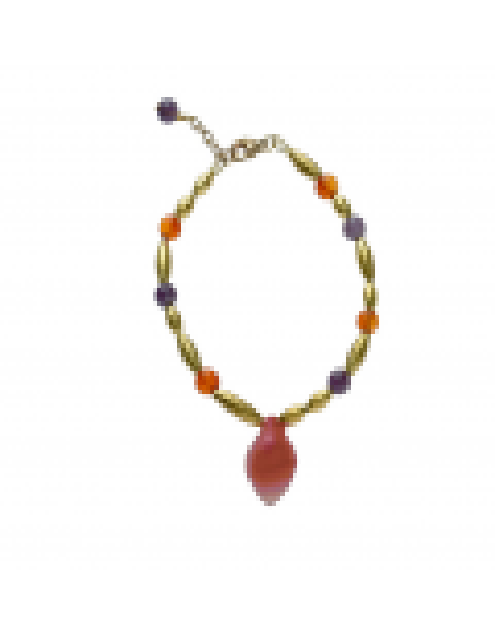 Bracelet amulettes égyptiennes