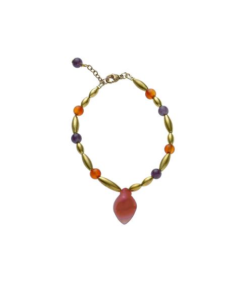 Egyptian amulets bracelet
