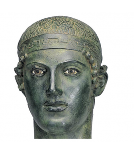 Bust of the charioteer