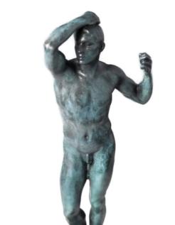 La Edad de Bronce Auguste Rodin