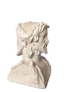 Double tête d'Hermès
