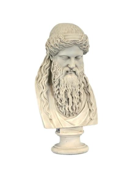 Bust of Dionysus