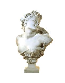 Buste de Bacchante