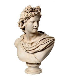 Great bust of Apollo