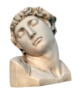 Bust of the dying slave by Michelangelo