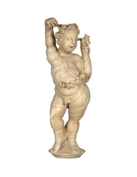 Statue de bouffon