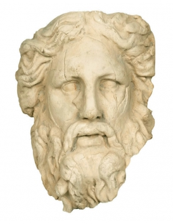 Tête de Zeus