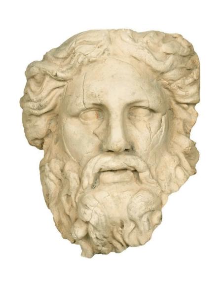 Cabeza de Zeus