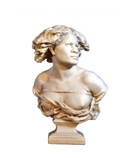 The Negress by Jean-Baptiste Carpeaux