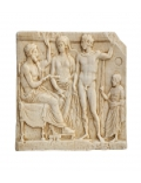 Greek low relief