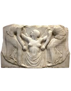 Bajorrelieve Nacimiento de Venus